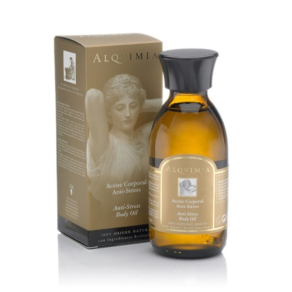 aceite corporal anti stress
