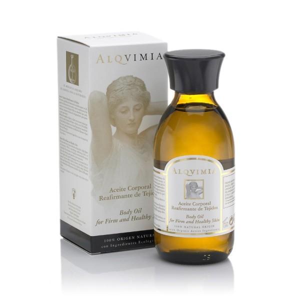 aceite corporal reafirmante de tejidos