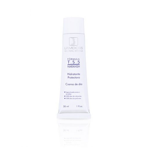 hidratante protectora ts5 naransh 30ml