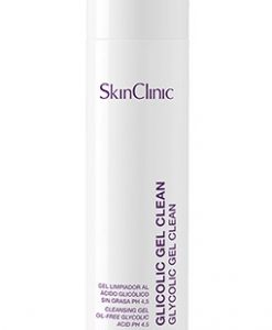 skin clinic glicolic gel clean