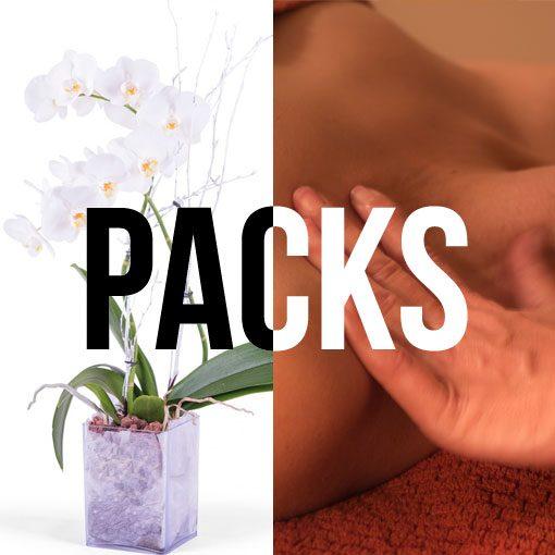 pack orquidea