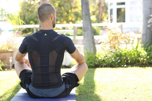 active posture hombre