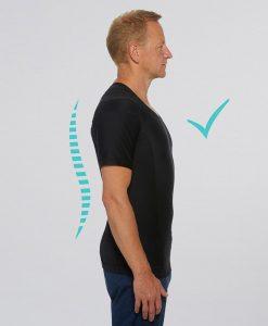 Men's-Posture-Shirt_Side_Black