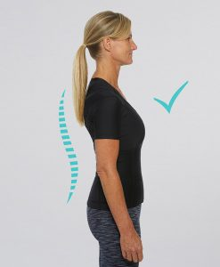 Women's-Posture-Shirt-CORE_Black_Side