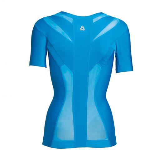Women's-Posture-Shirt-CORE_Blue_Back-product