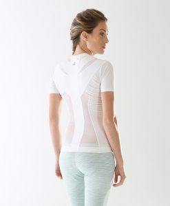 Women's-Posture-Shirt-CORE_White_Back-model