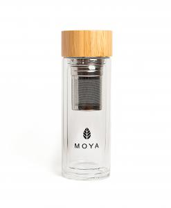 botella matcha cristal shaker