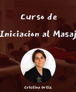 portada curso iniciacion al masaje cristina
