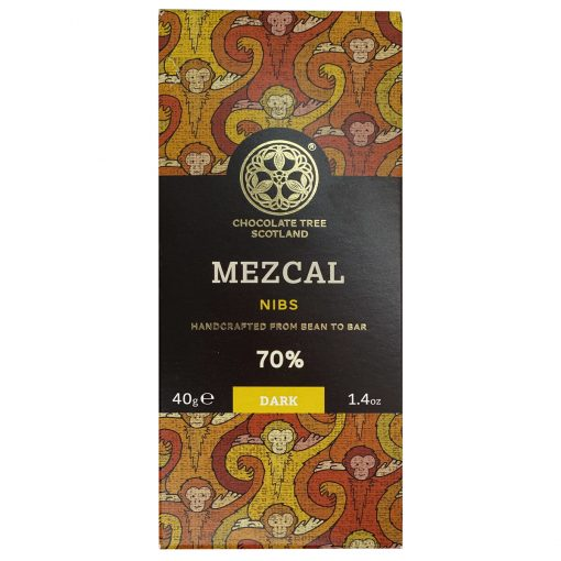 Barra de Chocolate Mezcal