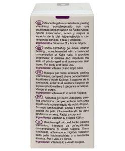 Mascarilla SkinClinic C-Powder