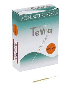 TeWa Gold-Typo Agujas de Acupuntura